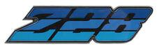 1980 1981 Camaro Z-28 Grille Emblem Z28 Blue Tri Color