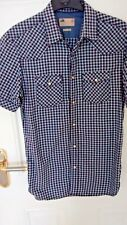 MENS MARKS AND SPENCERS NORTH COAST SHORT SLEEVED SHIRT SIZE SMALL NEW