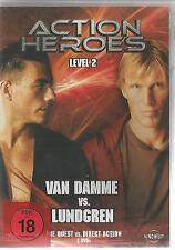 Action Heroes - Level 2: Lundgren vs. Van Damme   DVD 872