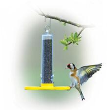 Jacobi Jayne Pre Filled Niger Feeder | 2 Port Goldfinch Finder | FREE Nyjer Seed