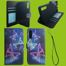 Für Samsung Galaxy A50 / A30s Kunst-Leder Handy Tasche Motiv 56 Hülle Case Etuis