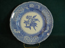 Copeland Spode Blue Camilla Old Mark Luncheon Plate(s)