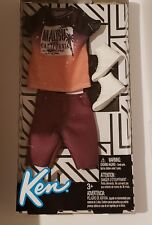 NEW 2018 FASHION PACK  #3 FOR KEN DOLL,MATTEL VERY HARD TO FIND