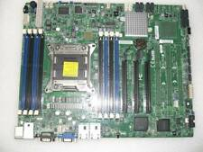 Supermicro X9SRi-F Mainboard, LGA2011, ATX, 2xGLAN, DDR3, IPMI 2.0, Raid