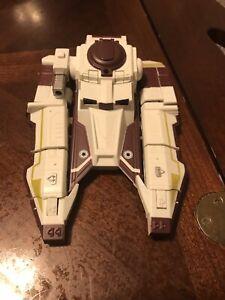 """2010 hasbro 11301 ship Star Wars Z1 6x5x2"""""""