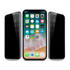 iPhone X XS Sichtschutz 9H Hartglas Privacy Displayschutz Panzerfolie Glas Anti