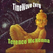 TERENCE MCKENNA TIMEWAVE ZERO CONCEPT &  Hallucinogens Interview on plain DVD-R