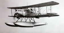 Seafox Royal Navy Fairey WW2 Airplane Wood Model Replica Large Free Shipping