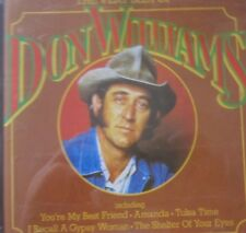 DON WILLIAMS - THE VERY BEST OF -  CD