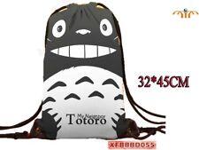 Mochila saco de tela Mi vecino Totoro