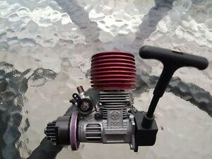 Thunder Tiger Pro 18 Nitro Engine