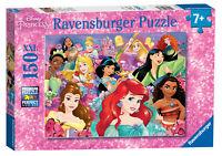 12873 Ravensburger Disney Princess XXL 150pc Children's Jigsaw Puzzle Age 7yrs+