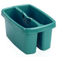 Leifheit hochwertige Combibox, Zwei-Kammer-Eimer, Eimer, Putzeimer, Reinigung