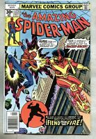 Amazing Spider-Man #172-1977 fn+ 1st Rocket Racer / Molten Man
