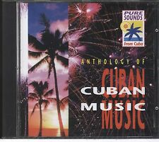 Anthology of Cuban Music CD Miguelito Cuni Pacho Alonso Celina Gonzalez Son