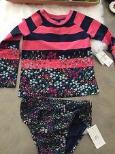 Baby Gap Swimming Suit Set Long Sleeve 2 years 30-33 lbs NWT