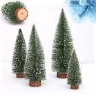Mini Christmas Tree Stick White Cedar Desktop Small Christmas Xmas Tree Reusable