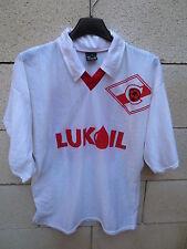 VINTAGE Maillot SPARTAK MOSCOU MOSCOW shirt n°10 LUKOIL trikot jersey camiseta S