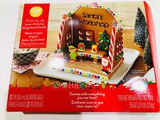 Wilson Gingerbread House Santa Workshop Kit