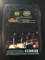 The Bluegrass Cardinals Live & On Stage Vintage CMH 8 Track Tape Cartridge