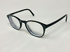 """WARBY PARKER """"DOWNING 100"""" Eyeglassed Frame 48-21-140 Black Polished PM85"""