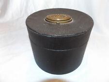 Victorian Collar Box w Button Compartment