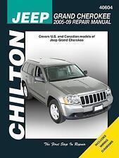 Jeep Grand Cherokee 2005-09 Repair Manual von Jesus Chaidez und Ed McCahill (2010, Taschenbuch)