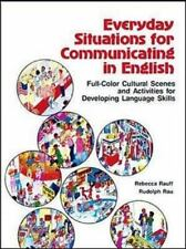 Everyday Situations for Communicating in English