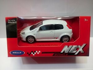 FIAT GRANDE PUNTO   SCALA  1:43 Nuovo  Welly  NEX MODELS