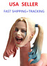 CUSTOM Suicide Squad Harley Quinn 1/6 Scale Head Sculpt for 12'' female figure