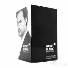 * nuevo * emblema MONTBLANC 100ml eau de toilette Men EDT homme Men New unisex caballeros