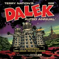 The Dalek Audio Annual Dalek Stories from the Doctor Who universe 9781787533677