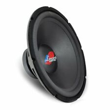 "Lanzar Dctoa12D 12"" 300W Car Subwoofer With Dual 4-Ohm Voice Coil"
