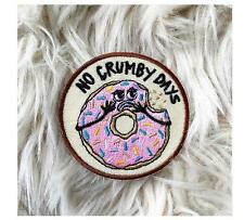 NO CRUMBY DAYS DONUT PATCH BY SUMMER POR VIDA