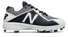 New Balance Low-Cut 4040v4 TPU Baseball Cleat Mens Shoes Navy with White