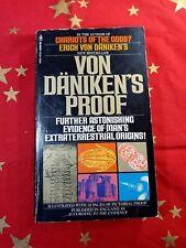 Von Daniken's Proof by Erich von Däniken (1978, Trade Paperback)