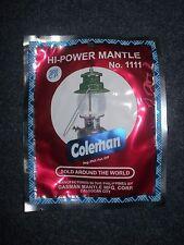 10 X Mantle For Coleman Lamps Mantles Work On Tilley 10 PACK UK STOCK -UK SELLER