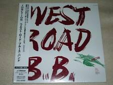 WEST ROAD BLUES BAND junction Japan mini lp CD 1984 J-BLUES ROCK SEALED NEW