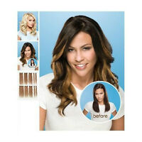 Hairdo Jessica Simpson Human Hair 10 Piece Clip-In Extension