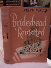 Brideshead Revisited The Sacred&Profane Memories of Captain C. Ryder by E.Waugh