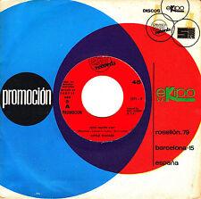 "7"" promo LITTLE RICHARD tutti frutti / lucille SPANISH rare 45 SINGLE 1970"