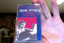 Gene Pitney- It Hurts To Be in Love- new/sealed cassette- some of his big hits