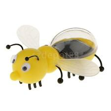 Solar Powered Bee Kids Toy Educational Tool