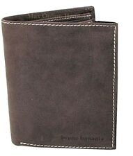Bruno Banani Men's Wallet Wallet Suitcase Leather New Leather Purse %