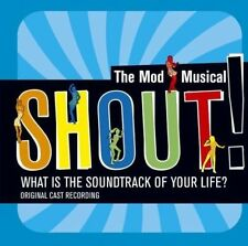 Shout! The Mod Musical [Original Cast Recording] by Various Artists (CD,...