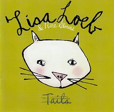 LISA LOEB & NINE STORIES : TAILS / CD (GEFFEN GED 24734)