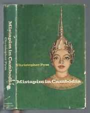 MISTERPIM IN CAMBODIA  SE ASIA 1950S TRAVEL BOOK