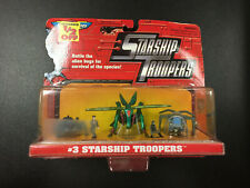 Galoob Micro Machines Starship Troopers #3 Figure Set