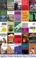 Agatha Christie - Collection of 25 Brand New  - In English