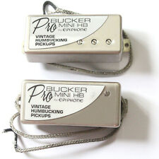 1 Set MINI ProBucker Alnico Electric Guitar Pickups For EPI